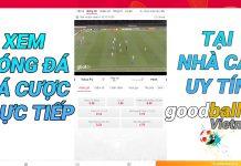 Bạn đang tìm một trang web xem bóng đá trực tuyến hay đang tìm một trang web vừa xem bóng đá vừa soi kèo chất lượng cao và ổn định? Điều đặc biệt là trang web không giới hạn trận đấu, giải đấu như Ngoại hạng Anh, Laliga, Seria A, C1, C2, World Cup, Euro, V League, Bundesliga,... Nếu các bạn đang tìm một trang web như trên thì các bạn có thể truy cập ngay và luôn, vào nhà cái trực tiếp bóng đá HD uy tín GoodBall.tv